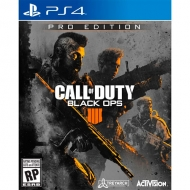 Call Of Duty Black Ops 4 Pro Edition PS4
