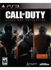 Call of Duty Black Ops Collection PS3