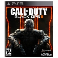 Call of Duty Black OPS III (inglés) PS3
