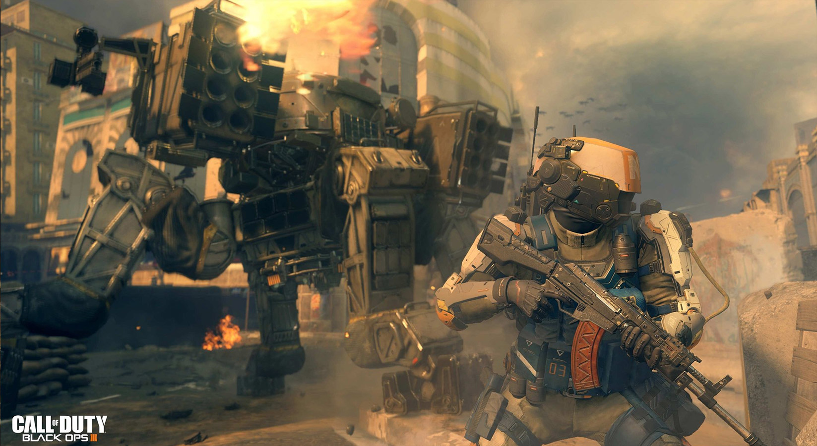 Call Of Duty Black Ops Iii Ps4 Microplay