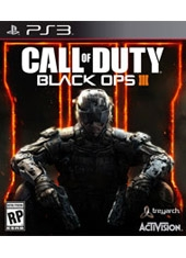Call of Duty Black OPS III PS3