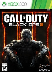 Call of Duty Black OPS III Xbox 360