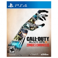 Call of Duty Black Ops III Zombies Chronicles PS4