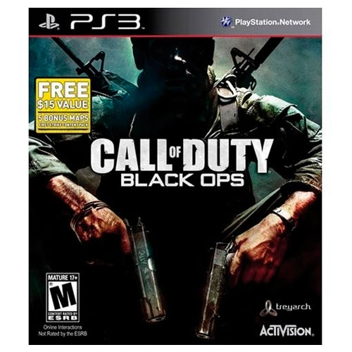 Call of Duty Black Ops Limited Edition PS3