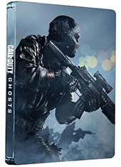 Call of Duty Ghosts Steelbook Edition PS3
