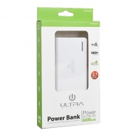 Cargador Powerbank 6600mAh Ultra Electronics