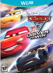 Cars 3 Driven to Win Wii U