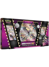 Cartas Pokemon Mega Mawile Ex Premium Collection Box TCG