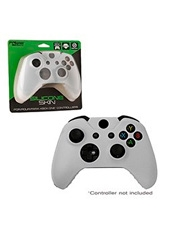Case Controller Silicone Grip White Xbox One