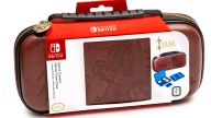 Case Game Traveler Deluxe Zelda Bofw Switch