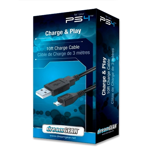 Charge & Play DGPS4-6415 DREAMGEAR