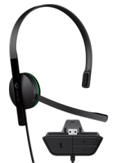 Chat Headset Xbox One Microsoft