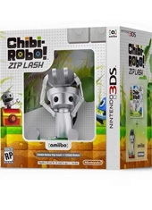 Chibi-Robo! Zip Lash 3DS Bundle