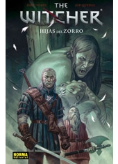 Comic The Witcher 2 Hijas del Zorro