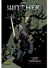 Comic The Witcher #1 La Casa de Las Vidrieras
