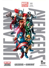 Comic Uncanny Avengers - Now #1
