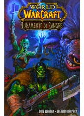 Comic World of WarCraft Juramento de Sangre