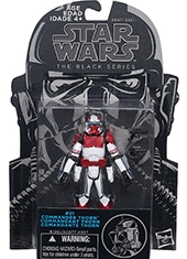 "Figura Star Wars The Black Series 3.75"" Commander Thorn"