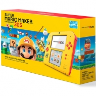 Consola 2DS Mario Maker Bundle