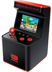 Consola Retro Arcade Machine X DreamGEAR