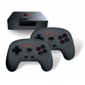 Consola Gamestation, Wireless, sin cable, 300, 300juegos, Retro Games, retrogames, My Arcade, myarcade