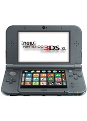 Consola Nintendo New 3DS XL Black