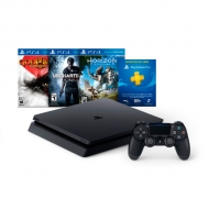 Consola PlayStation 4 PS4 Slim 500Gb Hits Bundle 2