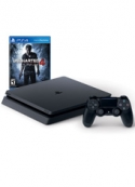 Consola PlayStation 4 PS4 Slim Uncharted 4 500Gb