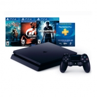 Consola PS4 1TB Playstation Hits Bundle 3