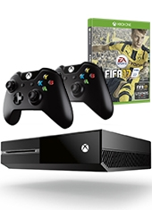 Consola Xbox One 500GB FIFA 17 Bundle + Control Wireless