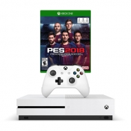 Consola Xbox One S 500GB + PES 2018