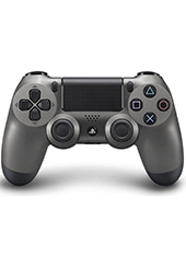 Control Dualshock 4 PS4 Steel Black