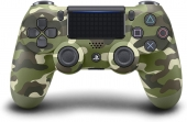 Control, Dualshock, 4, Dualshock 4, DS4, PS4, Green, Camouflage,