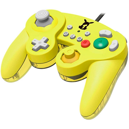 Control Nintendo Switch Horipad Battle Pikachu