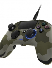 Control, PS4, play4, play 4, ps 4, playstation4, play station 4, Nacon, Revolution, Pro, Controller, procontroller, control pro, green, verde, camo, camouflage