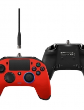 Control PS4 Nacon Revolution Pro Red Controller
