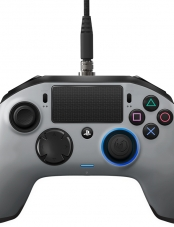 Control, Ps4, Revolution, Pro,Silver,Grey,Nacon,Microplay