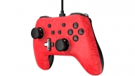Control Switch Wired Iconic Controller Mario Red PowerA