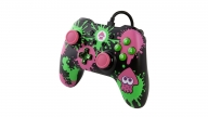 Control Switch Wired Iconic Controller Splatoon PowerA