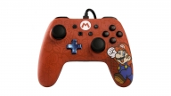 Control Switch Wired Iconic Controller Mario PowerA