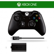 Control Xbox One + Play & Charge Kit Microsoft