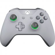 Control Xbox One S Green-Grey