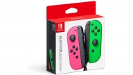 Controles Nintendo Switch Joy-Con Green/Pink