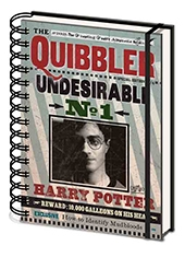 Libreta Harry Potter Quibbler