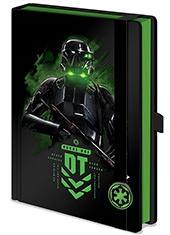 Libreta Star Wars Rogue One