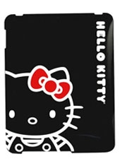 (D) Carcasa Ipad 3 22809-HK-BLK Hello Kitty