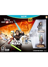 Disney Infinity 3.0 Edition Star Wars Starter Pack Wii U