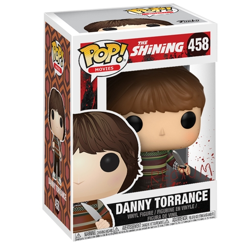 Funko POP! Movies The Shining Danny Torreance