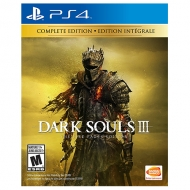 Dark Souls III The Fire Fades Edition PS4