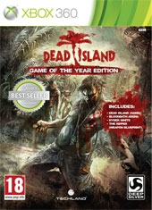 Dead Island Game of the Year Edition GOTY Xbox 360